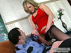 Monty together with Benett ugly pantyhose movie