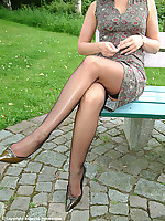 Babes-in-Nylons,The Ultimate Stockings , Heels , Legs and Feet Site