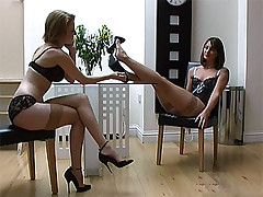 stilettoetease.com be passed on ultimate women teasing you with their high heels and stilettos