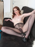 Holly Caress - Pantyhose girl for hire!