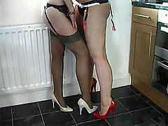 stilettoetease.com the ultimate women banter you relative to their high heels and stilettos