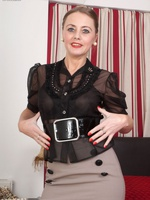 Lonesome mature in kinky cestus and vintage nylons need you..