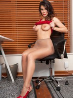 Roxy Mendez - Office entertainment...