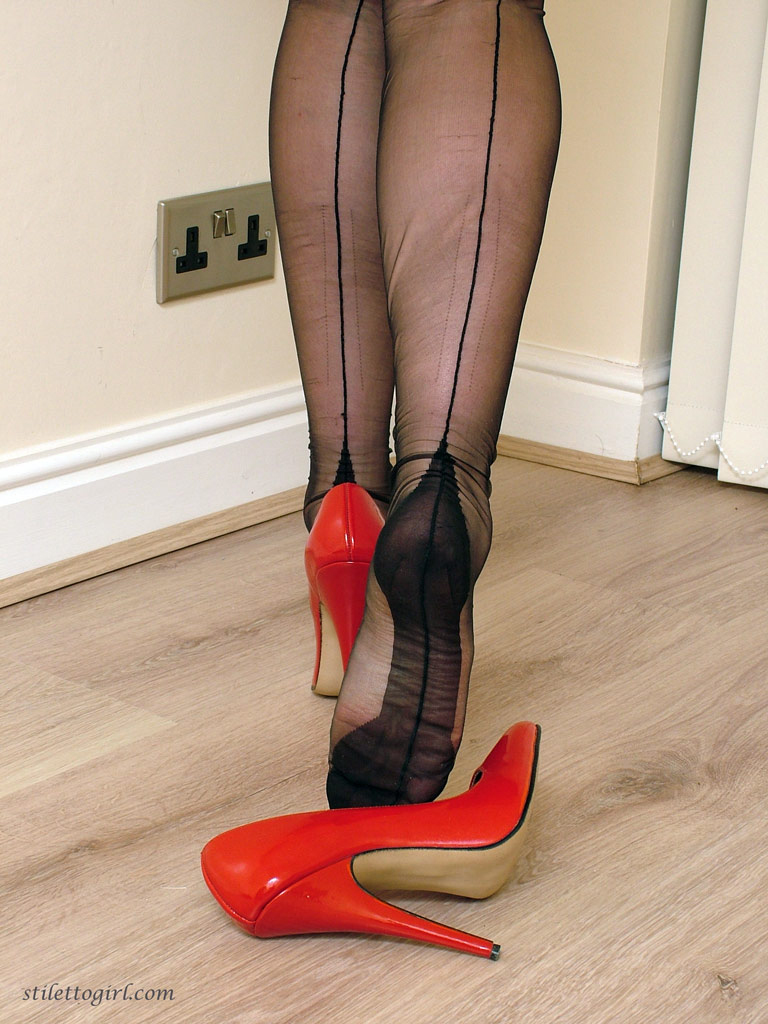 sexy high heel fetish № 46114